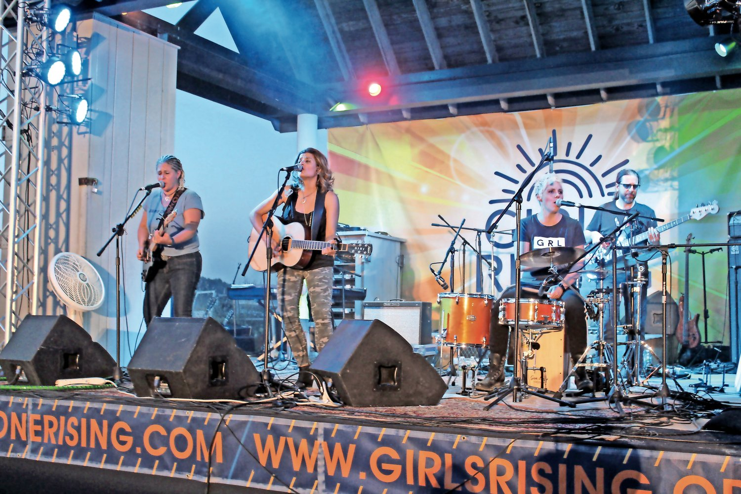 Antigone Rising closed out its music festival last summer at Sea Cliff Beach. The event will take place this summer at Morgan Memorial Park.