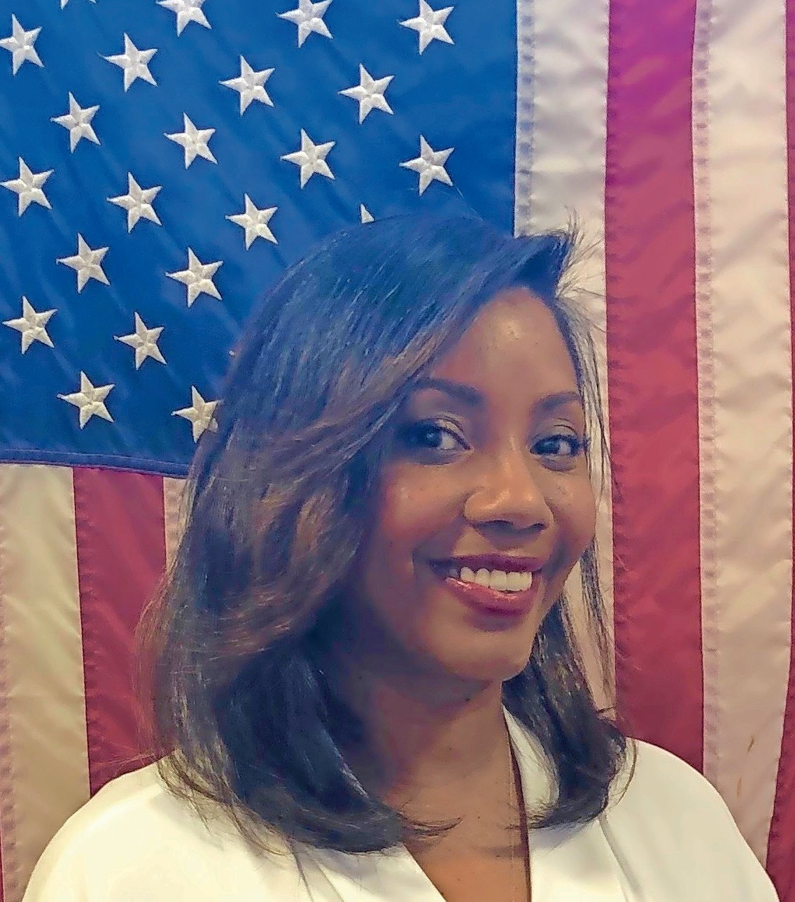 Audra Hamlett is running for District 30 board.
