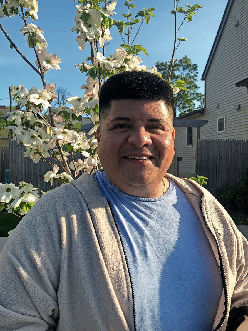 Board of Education candidate Alexander Juarez
