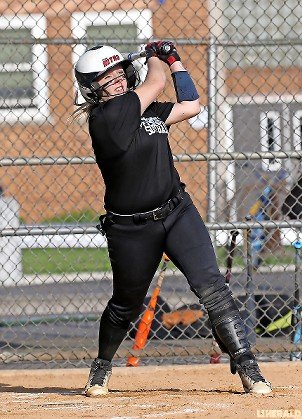 Junior Emily Seaver and the rest of the Lady Sailors got their bats cranking in late April, beginning with a win over nemesis East Meadow.