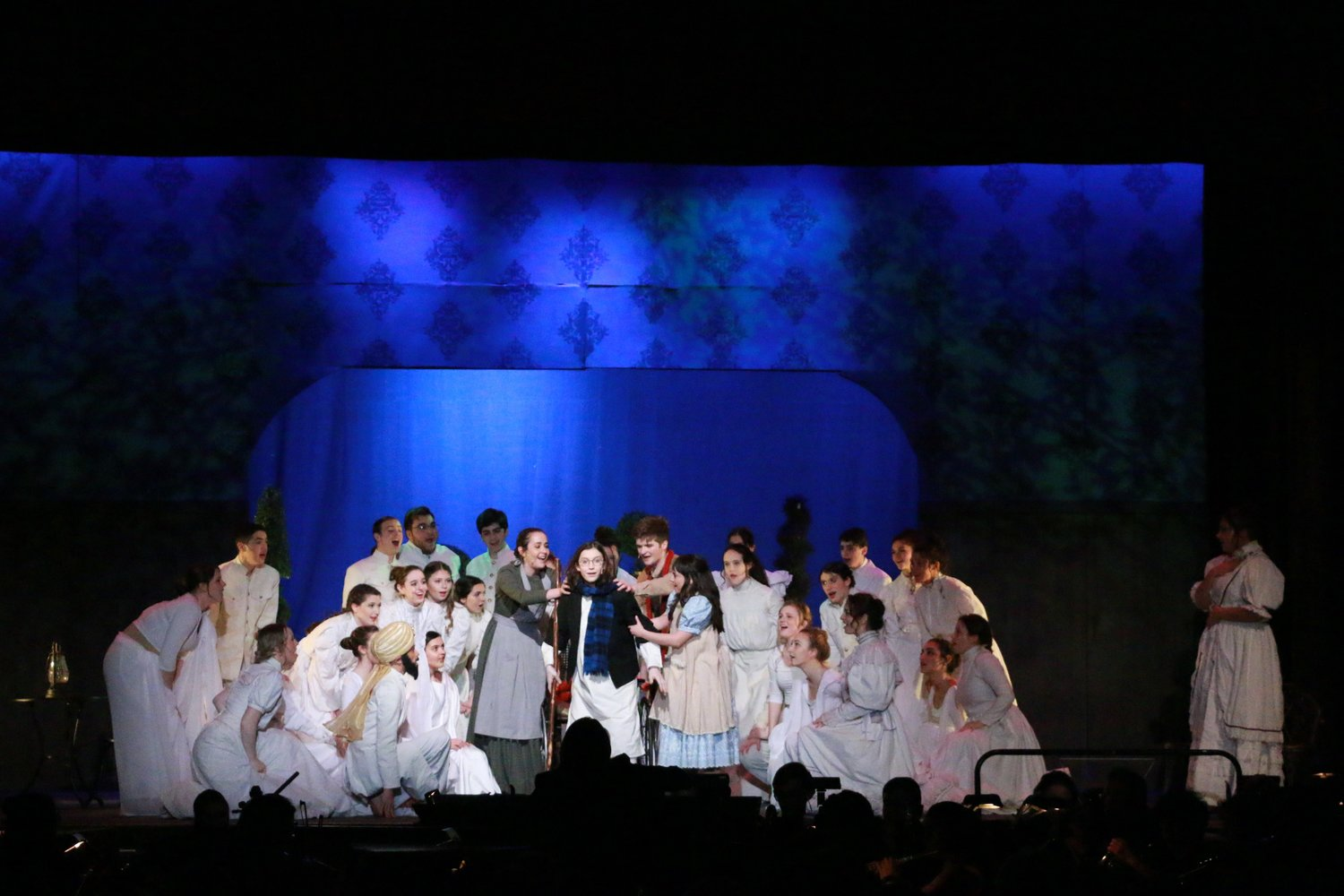 South Side High School students staged the spring musical on April 11, 12 and 13.