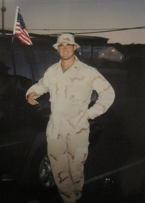 1st Lt. Ronald Winchester, a Marine from Rockville Centre, was 25 when he was killed in Iraq in 2004.