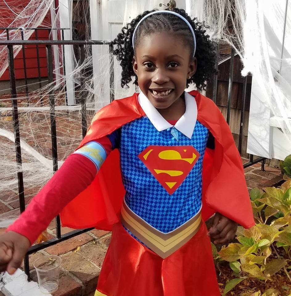 Taliyah Baptiste, 9, died of diffuse intrinsic pontine glioma, a childhood brain tumor, on May 7. She would have turned 10 on June 9, and was expected to start fifth grade at Caroline G. Atkinson Intermediate School in the fall.