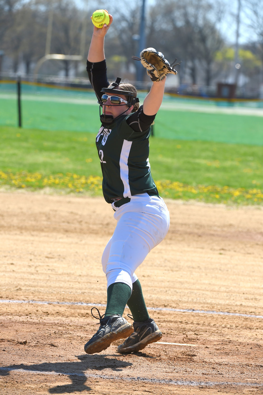 Seaford sophomore pitcher Anna Butler allowed just five runs in three games last week but didn't get ample run support in two of the outings.