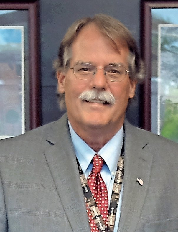 Board of Education Trustee Robert Transom