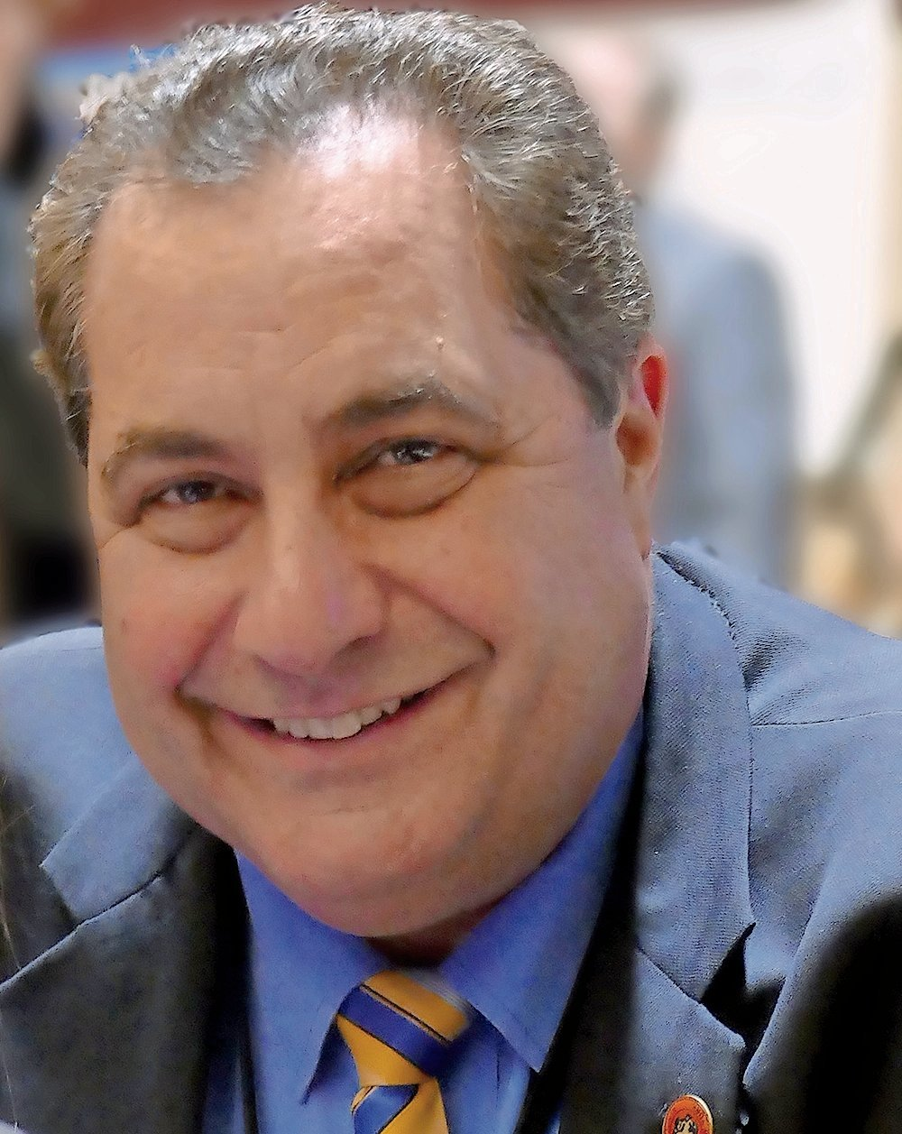 Board of Education Trustee Michael D'Ambrosio