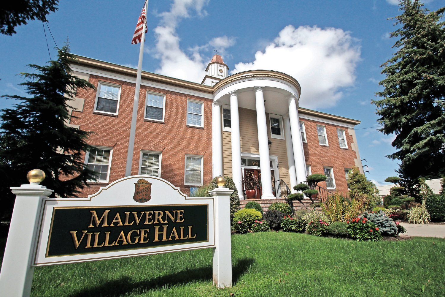 Malverne's village board unanimously approved no tax increase in its upcoming $17.2 million budget for the 2019-20 fiscal year, which begins on June 1.