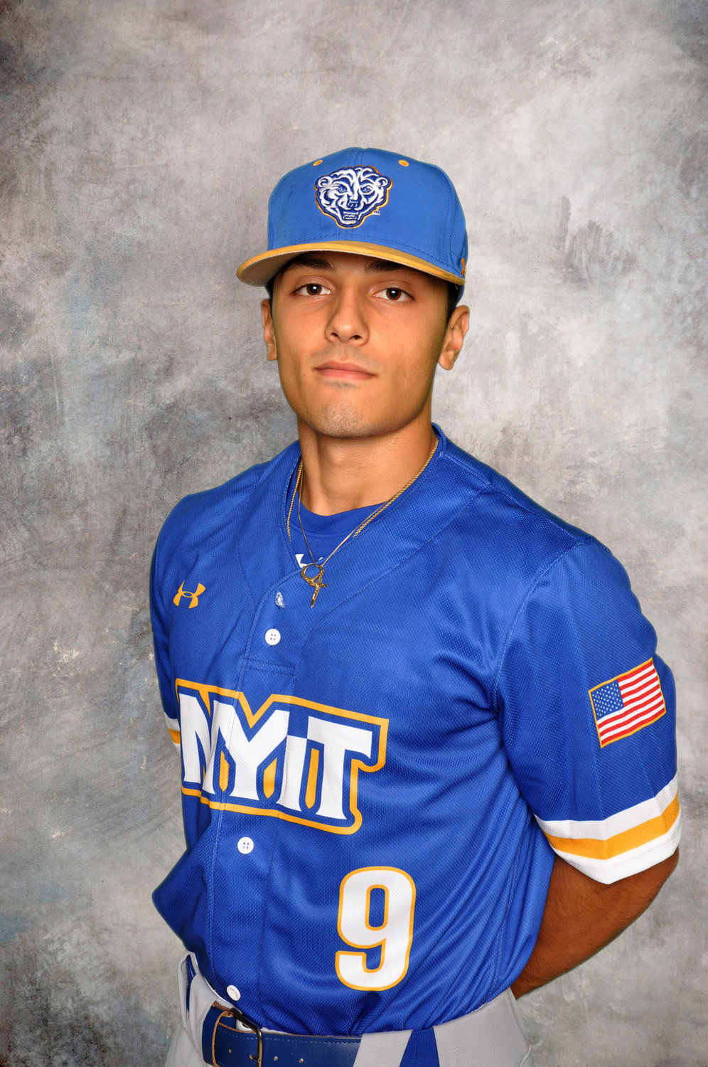EJ Cumbo, an alumnus of W.T. Clarke High School, is a redshirt freshman on the New York Institute of Technology baseball team.
