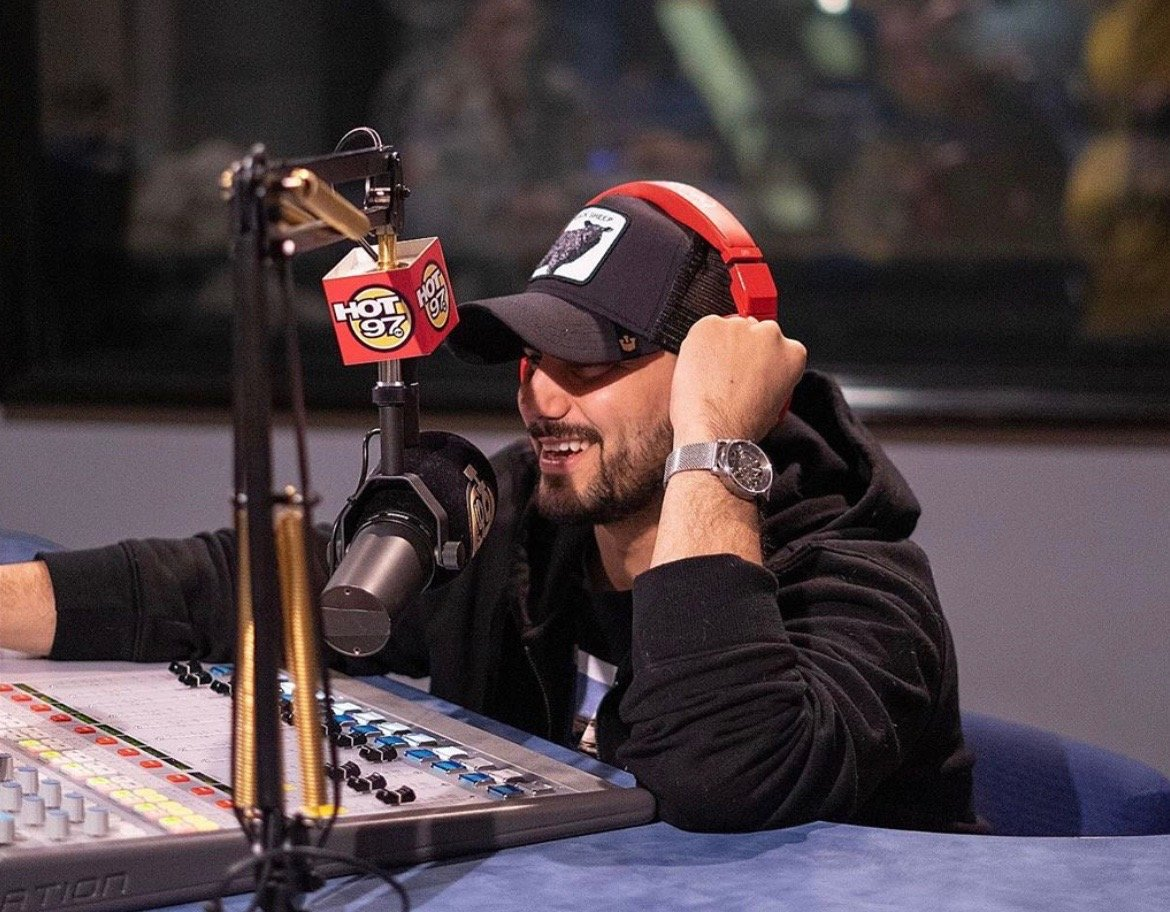 Mike Turkowitz worked his way up from street team member to an on-air personality at Hot 97.