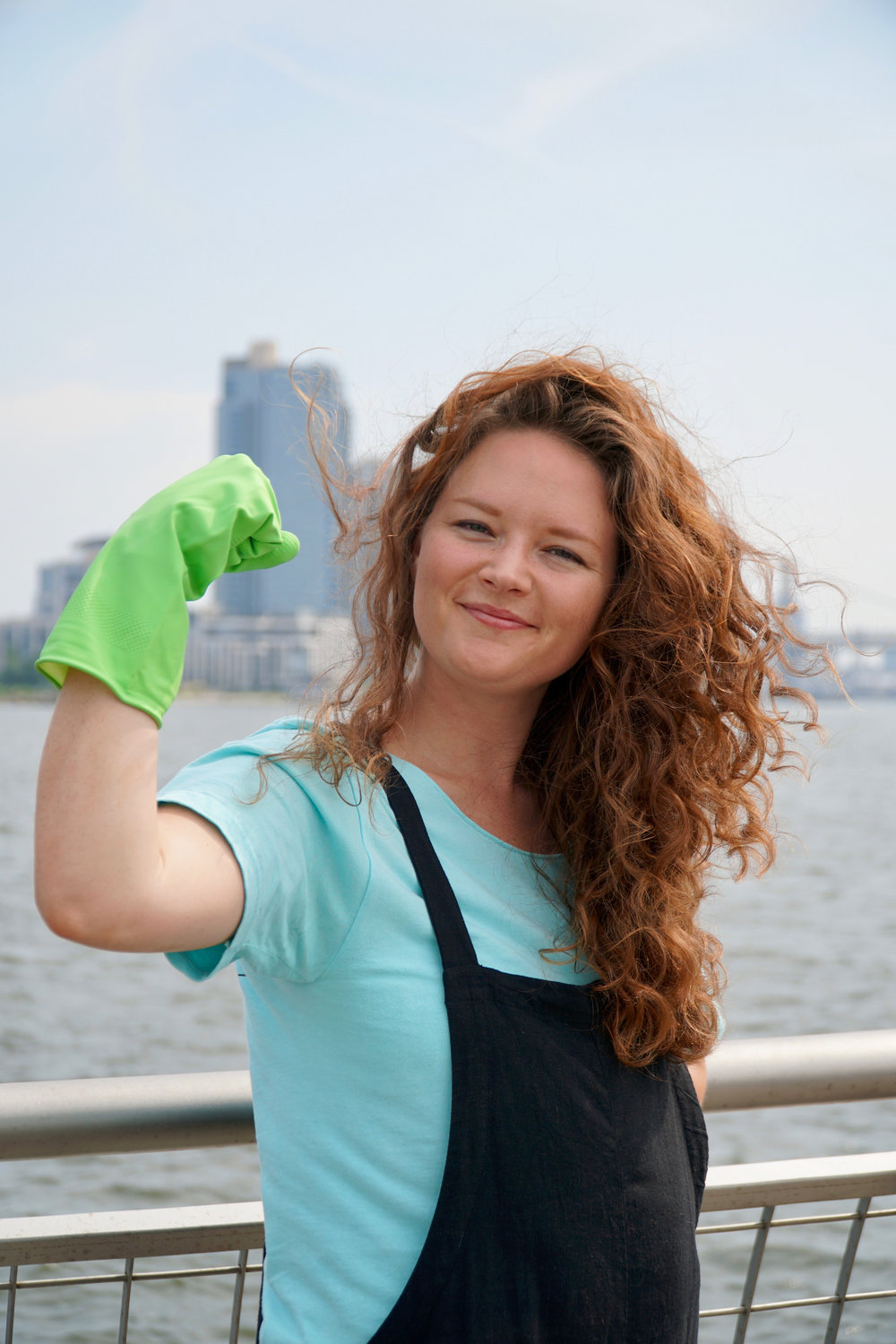 Earth Angel founder and NYU film school graduate Emellie O'Brien helps the movie industry reduce its carbon footprint.
