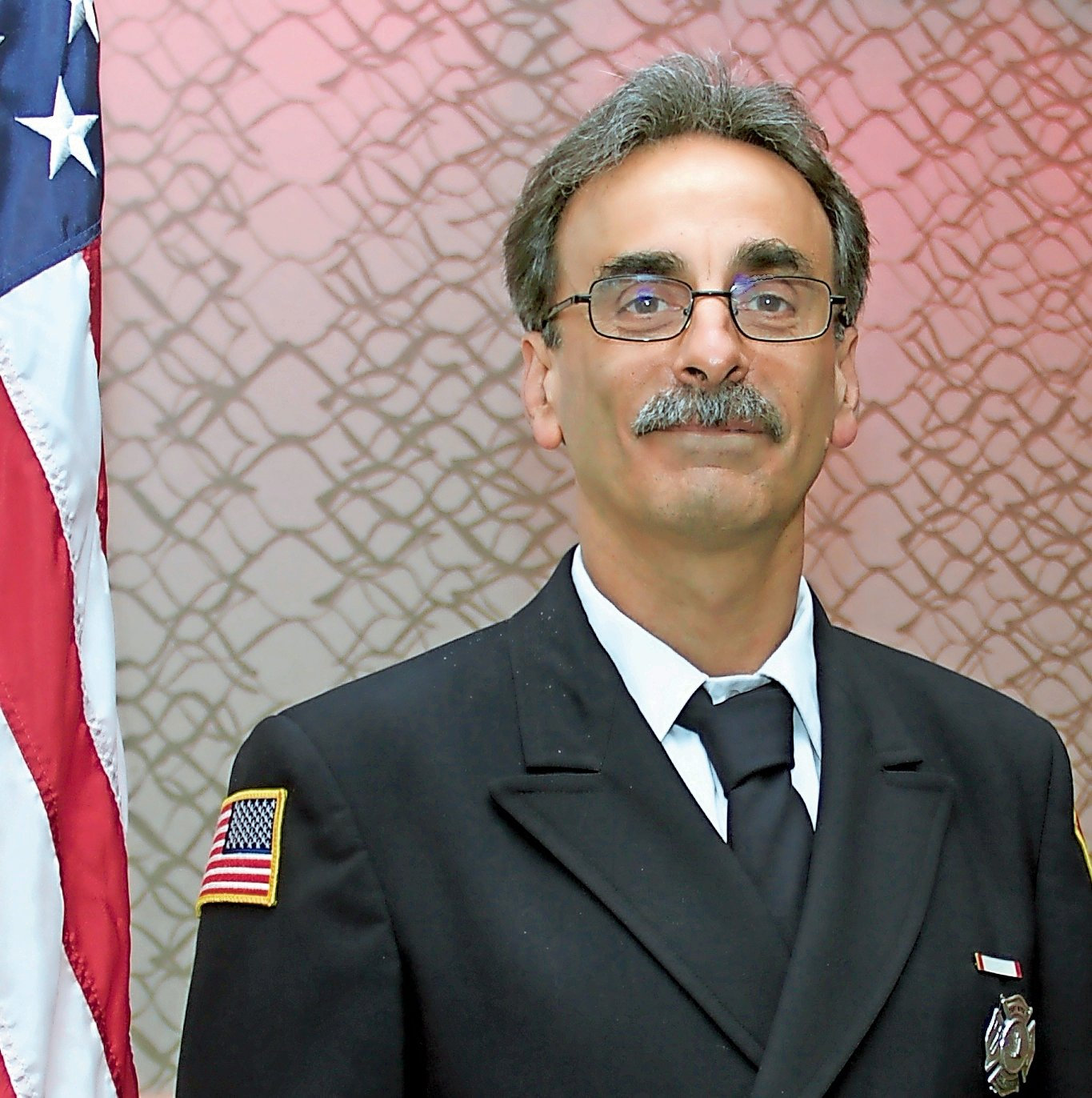 East Norwich Firefighter Jerry Presta has been the juniors' adviser for 21 years.