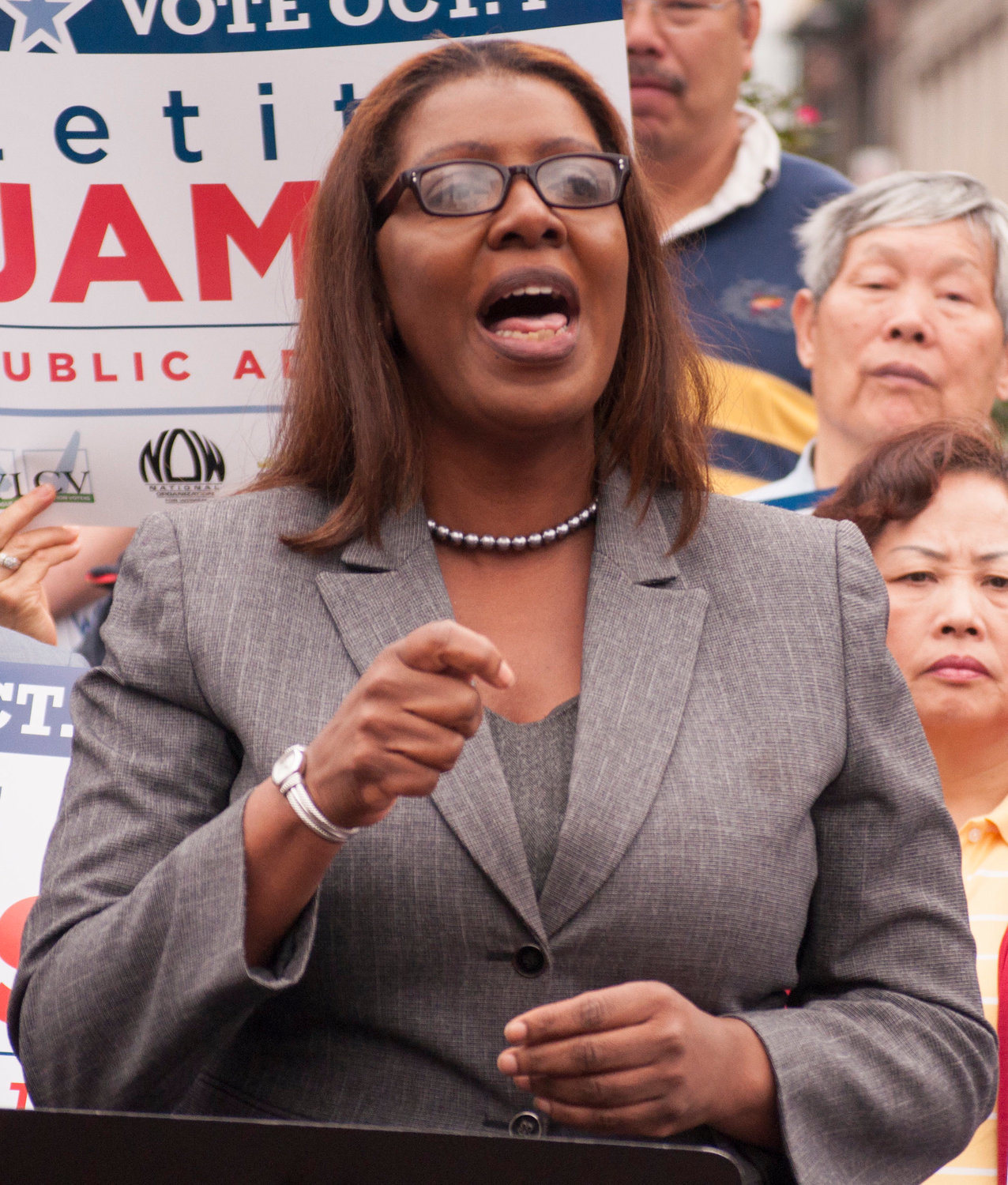New York Attorney General Letitia James announced on June 10 that a Valley Stream couple had been sentenced for wage theft.