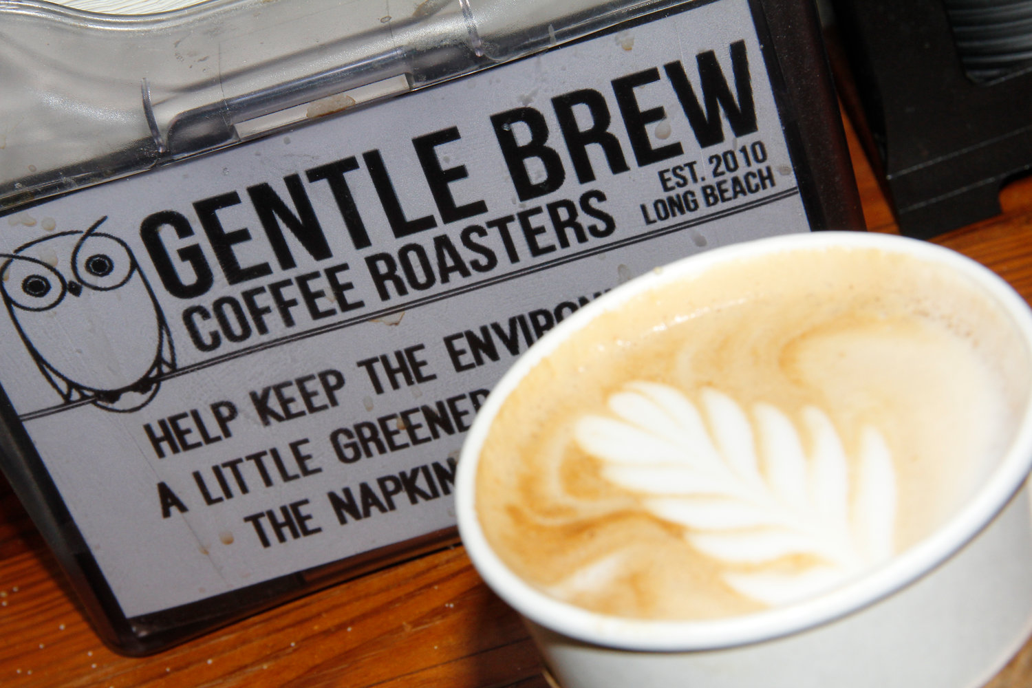 Gentle Brew's boardwalk location, pictured, was also closed after the state seized its on East Park Avenue business on June 4. Both locations have since been reopened.