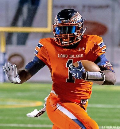 Kevon Hall (Roosevelt) had rushing touchdowns in the first and third quarters.