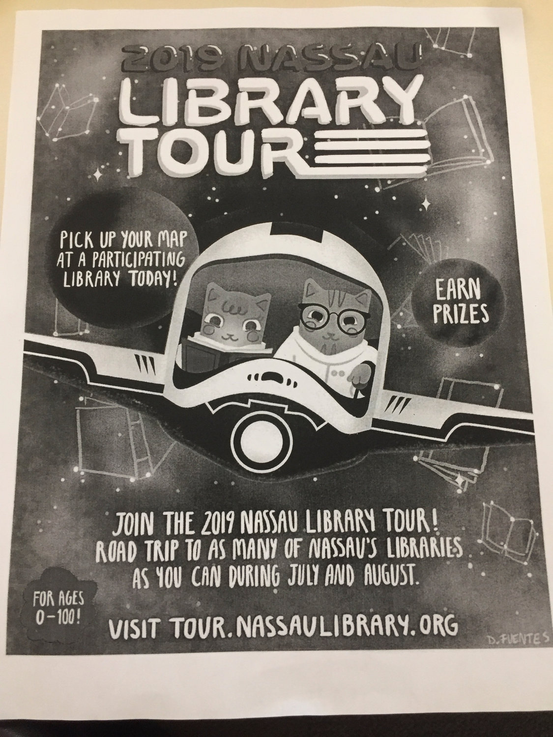 Peninsula Public Library and Hewlett-Woodmere Public Library are two of 52 libraries participating in the Nassau County summer library tour that begins next month.