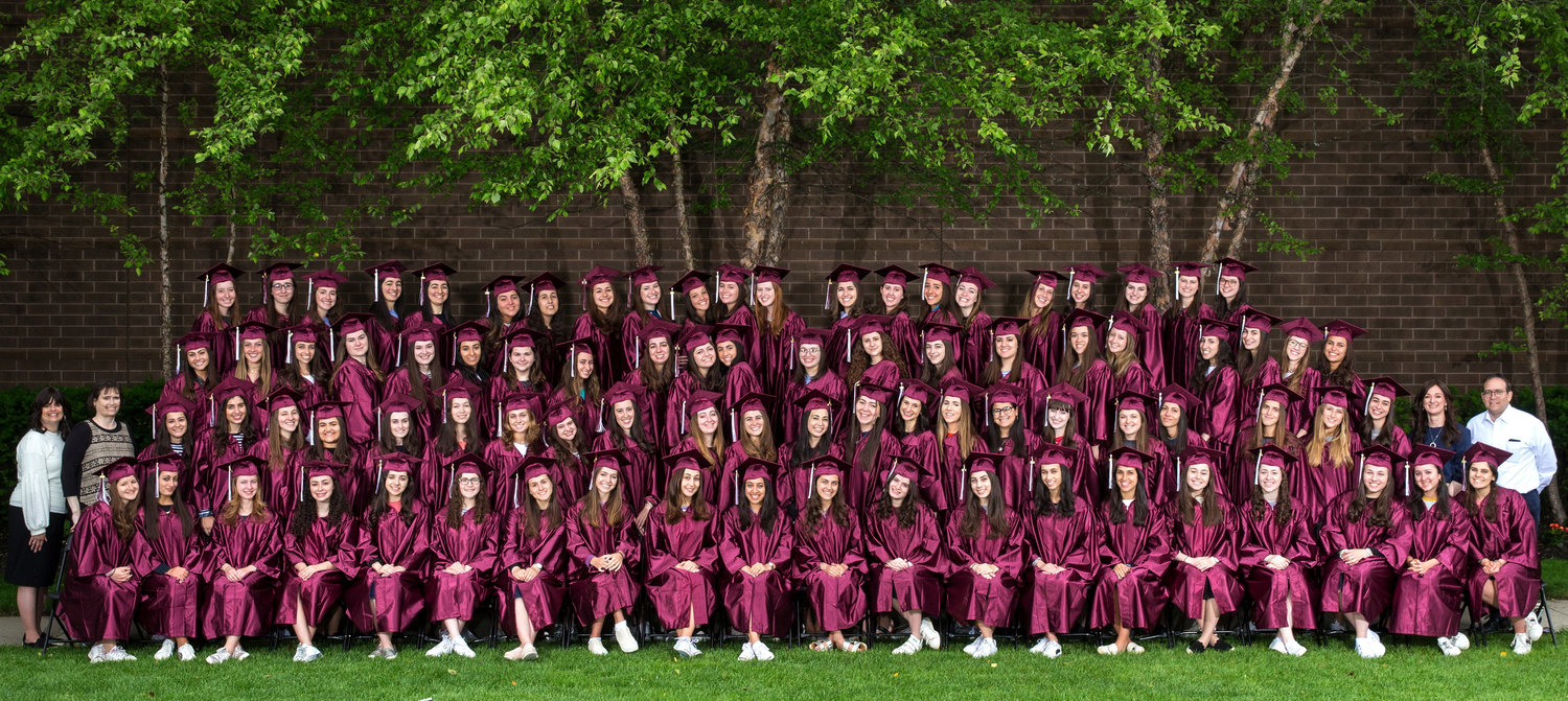 The 2019 class of Stella K. Abraham High School received their diplomas at DRS on June 16.