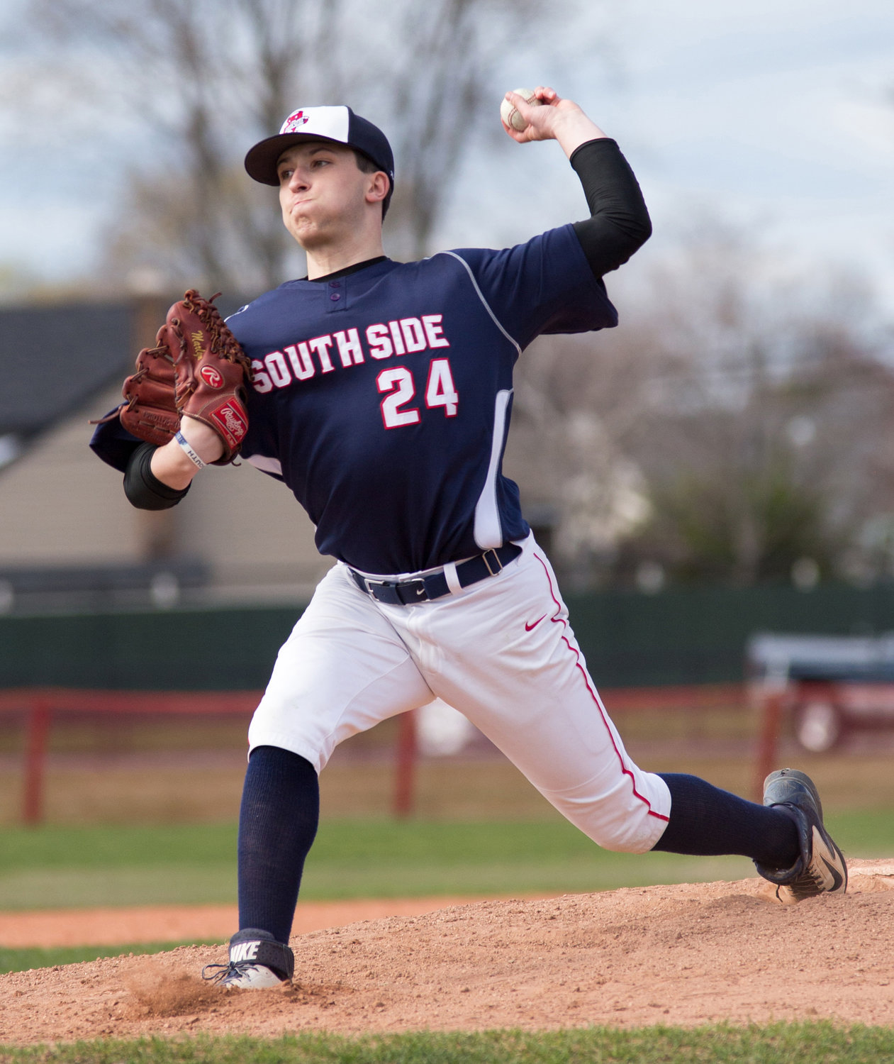 The Cleveland Indians drafted Andrew Misiaszek, who graduated from South Side High School in 2015, in the 32nd round of the Major League Baseball Draft on June 5.