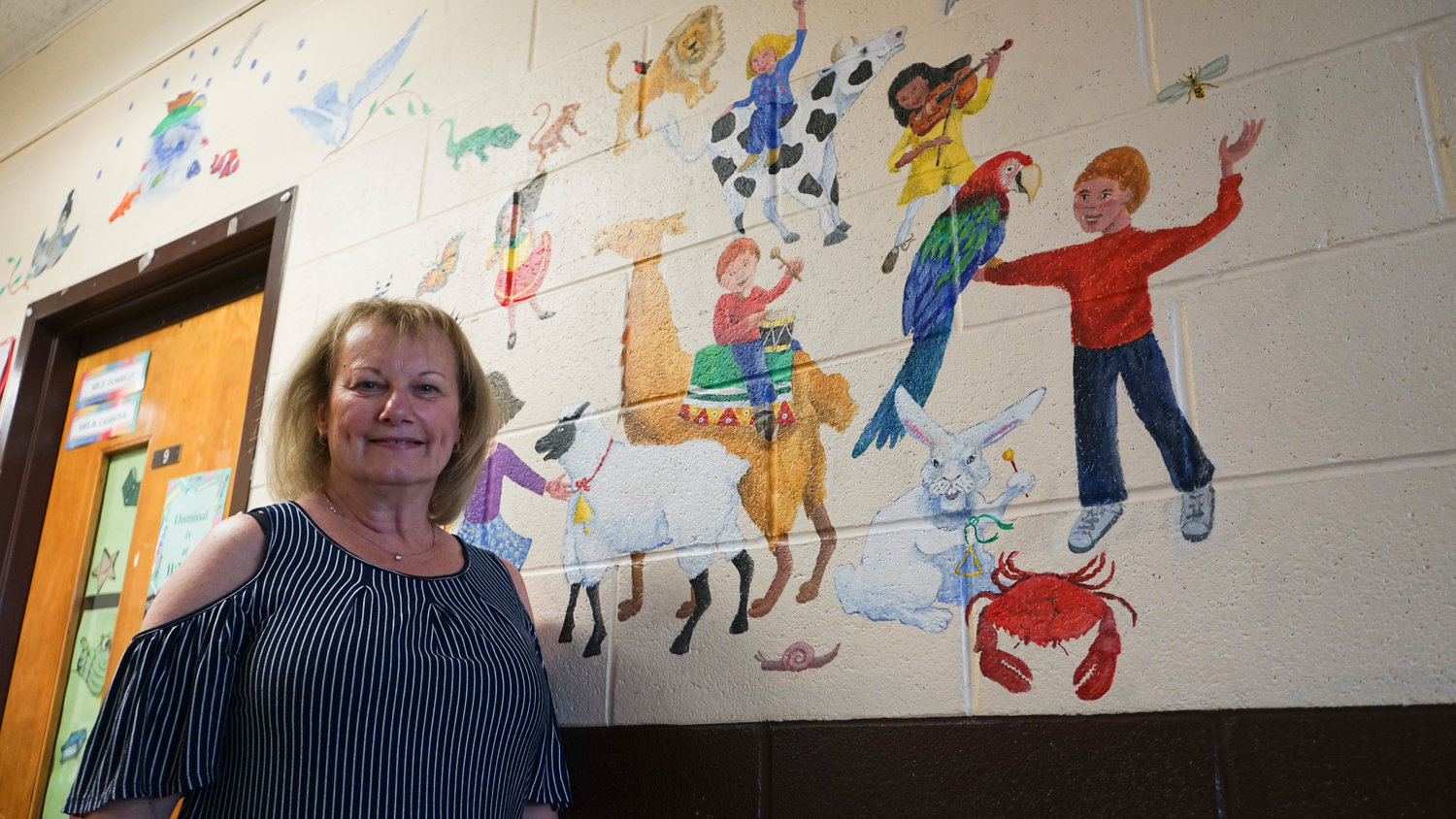 Diane Panzarino, who for the past 23 years has served as director of the Grace Methodist Nursery School, will be stepping down this July.