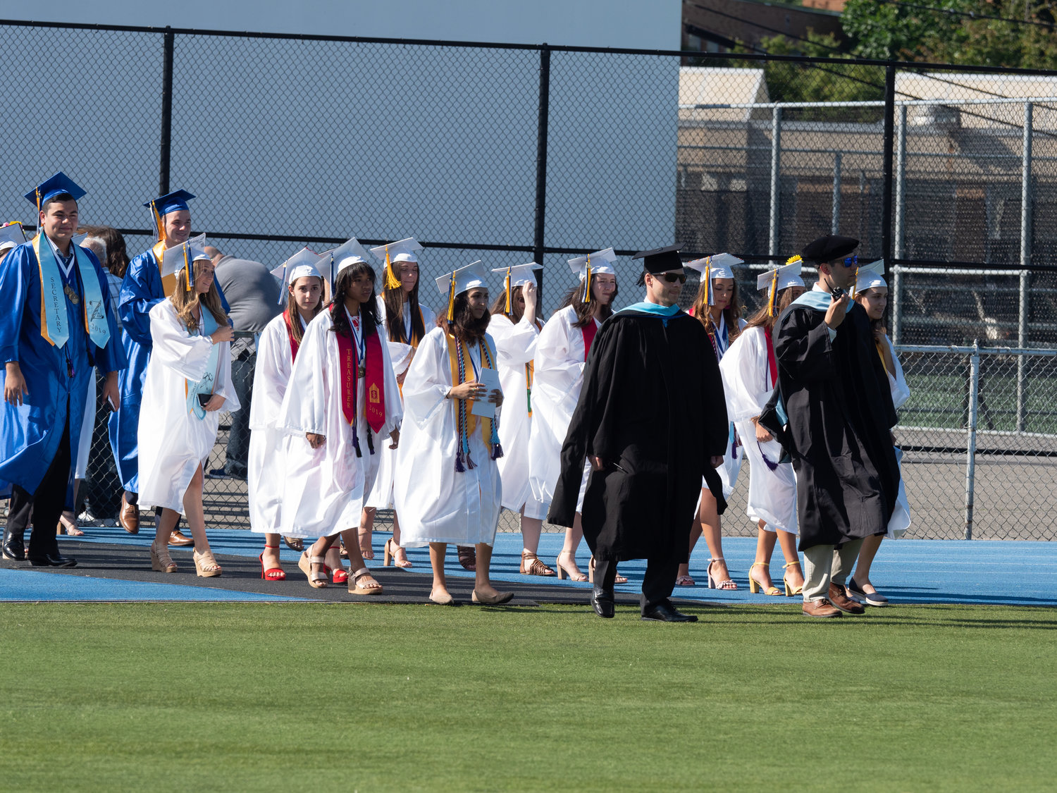 Oceanside High School celebrated its class of 2019 with a commencement ceremony last Friday.