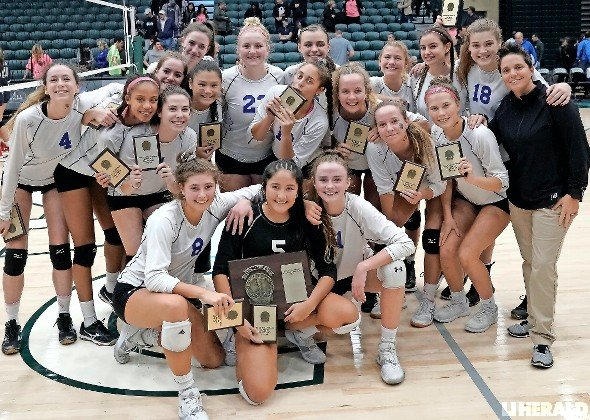 Long Beach captured its first-ever state championship in girls volleyball.