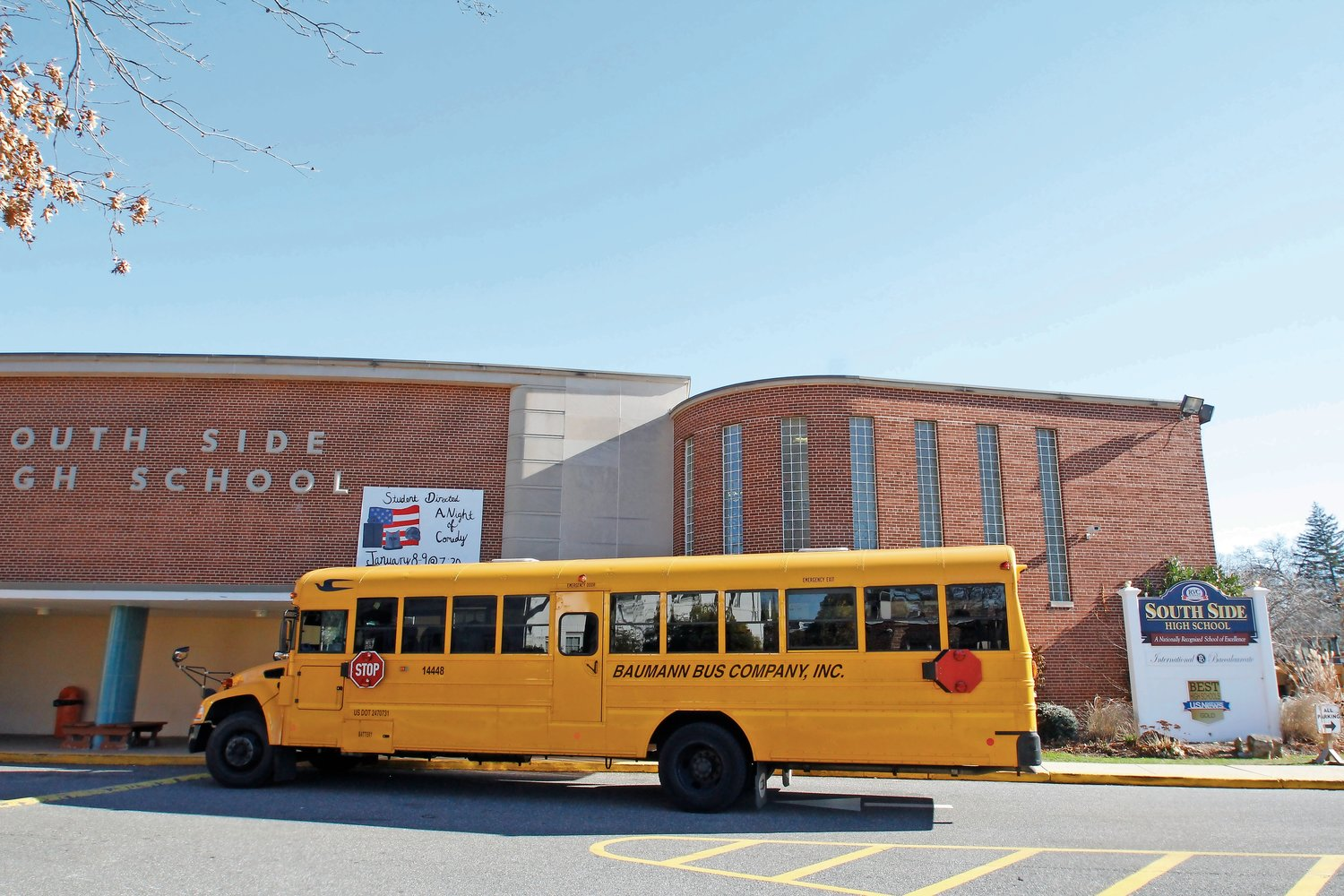 As part of the New York State Smart Schools Bond Act, the Rockville Centre School District received about $942,000 for security upgrades.