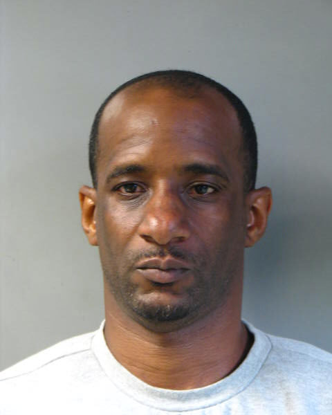 Kenneth Parris, 46, of Uniondale, was arrested in connection to two overdoses in East Meadow and is being charged with possessing and selling heroin and other drug paraphernalia, police said.