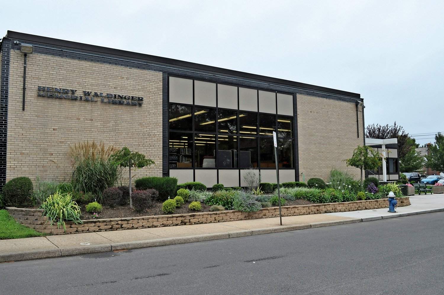 The Henry Waldinger Memorial Library is participating in the 2019 Nassau Library Tour challenge.