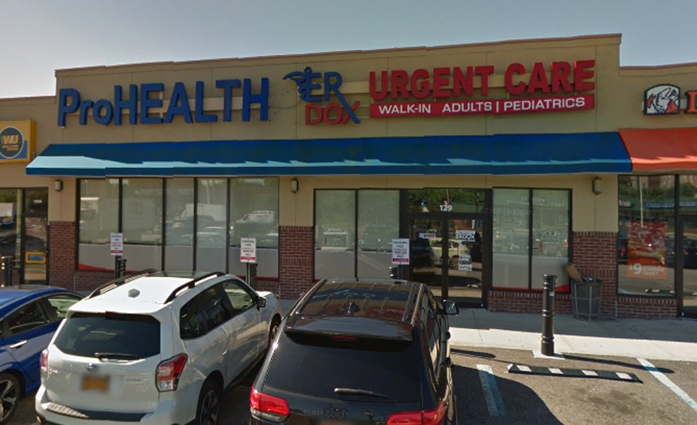ProHealth Care is located on West Sunrise Highway in Freeport and designated as one of the many urgent care facilities raising money for the Bethany House in Roosevelt.