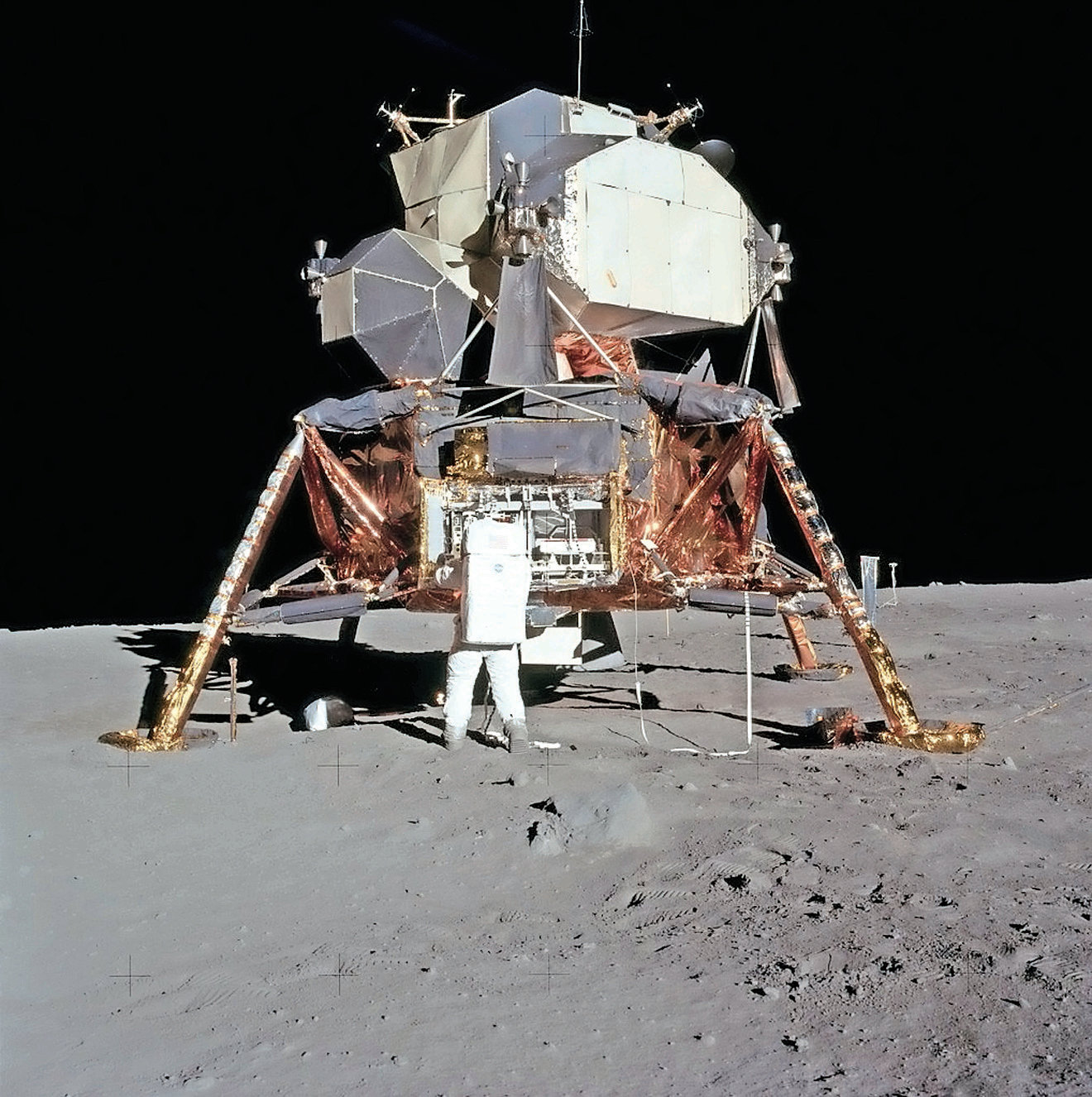 More than 600 million people worldwide watched the live television broadcast of Neil Armstrong taking the first step onto the moon on July 20, 1969.