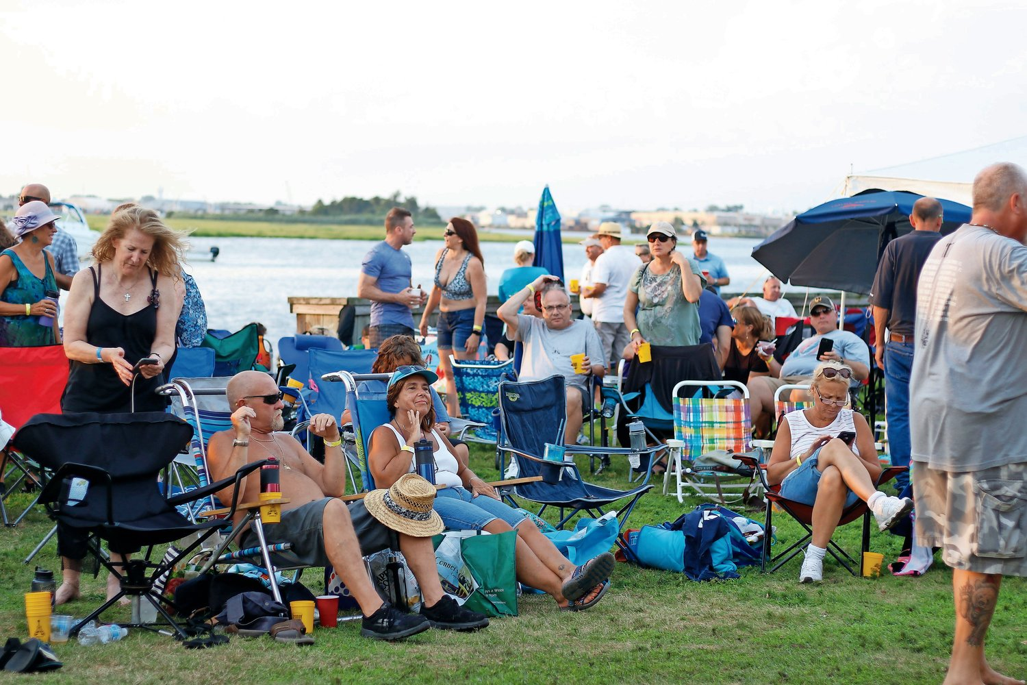 A night of music and laughter is scheduled for Masone Beach in Island Park on July 27, when the Dorothy Finn Foundation hosts the 10th annual Finn Fest.