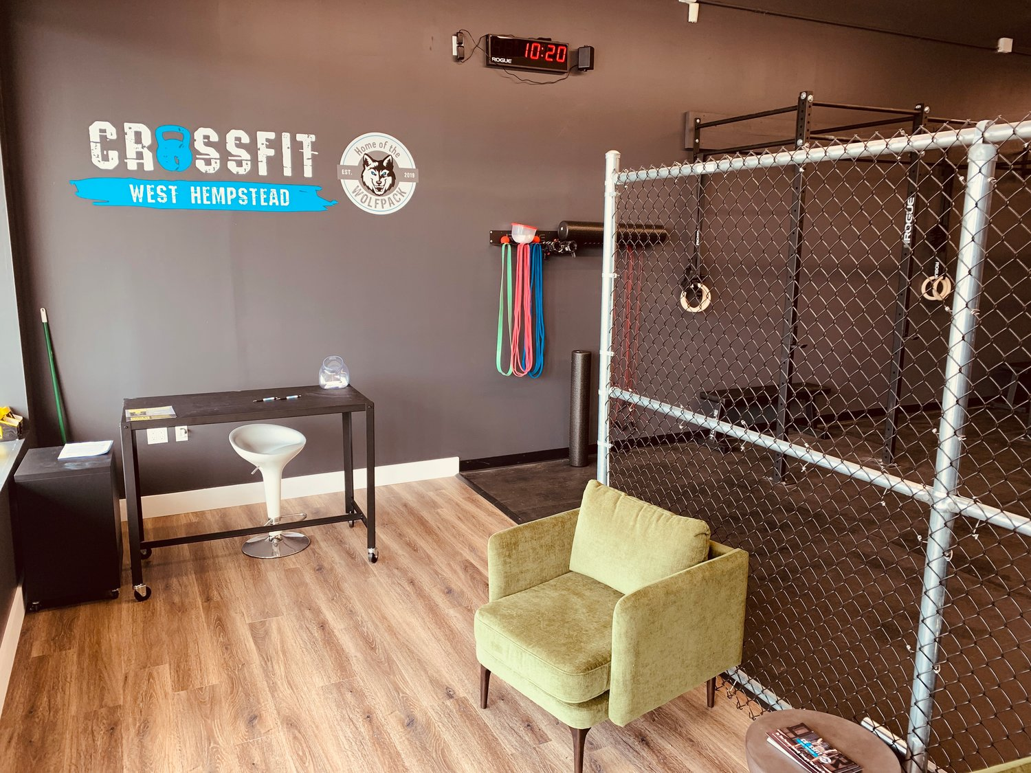 Wolfpack will take place at CrossFit West Hempstead starting on Aug. 5.