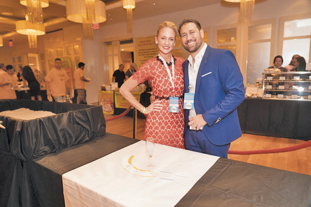 Husband-and-wife Nicki and Sami Saatchi, co-owners of SVS Fine Jewelry, are fundraising for a pediatric surgical unit at Cohen Children's Medical Center.