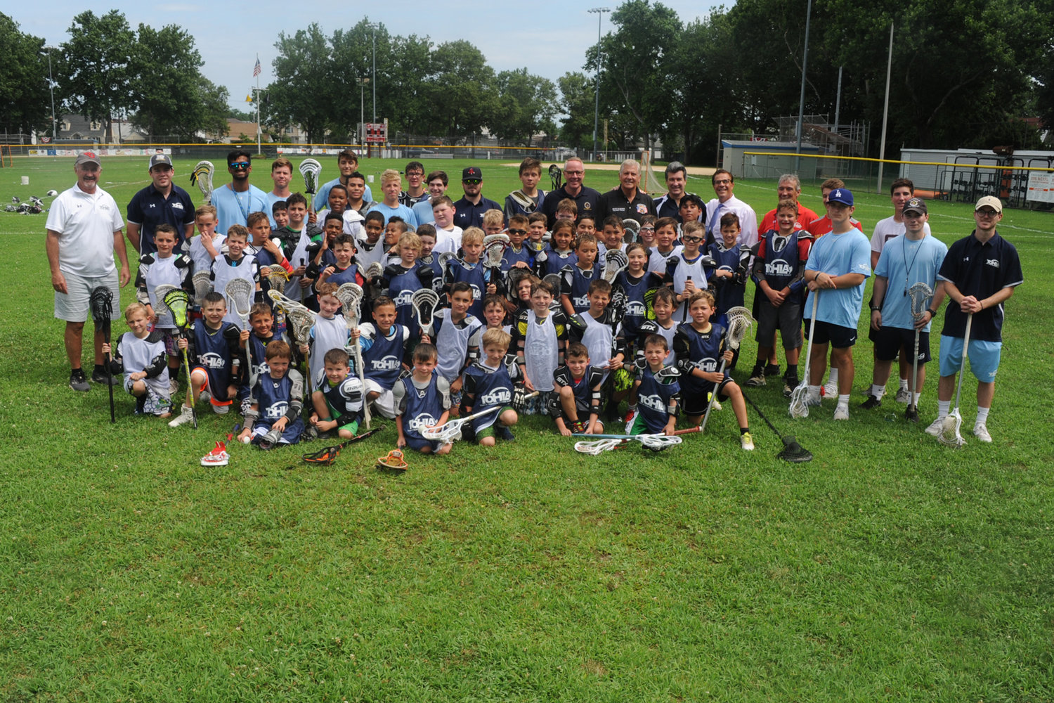 The Town of Hempstead Lacrosse Academy hosted its 15th season at Rath Park last week.