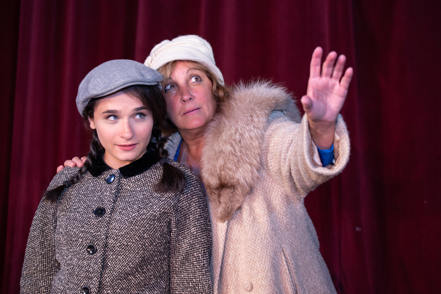 "BroadHollow Theatre stages ""Gypsy,"" the classic tale of 1920s America that explores the world of two-bit show biz."