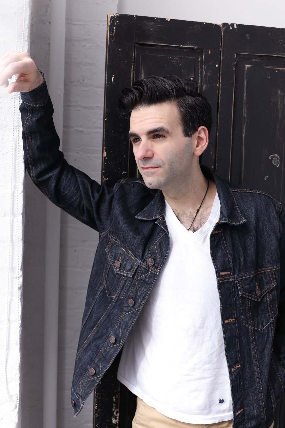 "A self-described ""musical theater nerd,"" Joe Iconis set his sights on conquering Broadway in childhood."