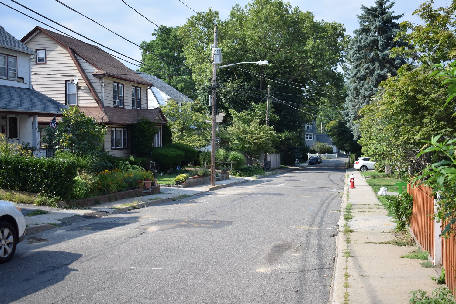 The Glen Cove City Council assigned alternate-side parking status to Maryland Avenue.