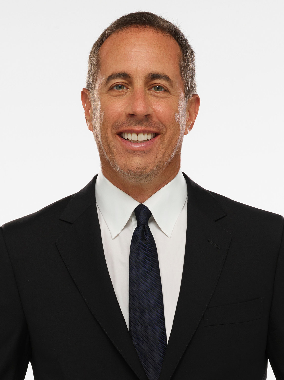 Jerry Seinfeld performs on the Tilles Center stage in October.