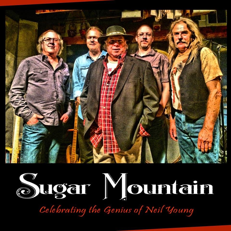 Sugar Mountain performs a tribute to Neil Young on Aug. 16.