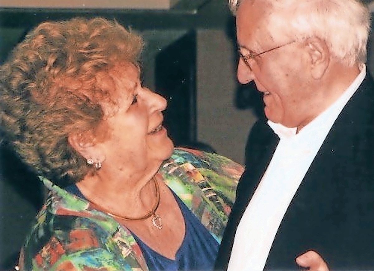 Arthur Hubbs, right, and his wife, Harriet, were both integral parts of the North Shore community until their respective deaths in August, 2019 and December, 2007.