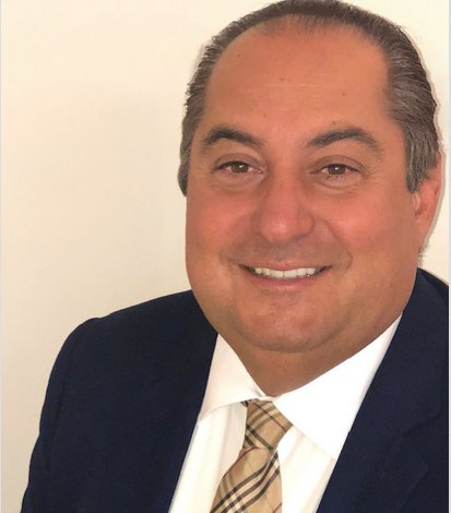 Hewlett Harbor resident John Novello was charged on Sept. 5 with stealing nearly $60,000 from the Cedarhurst Republican Committee.