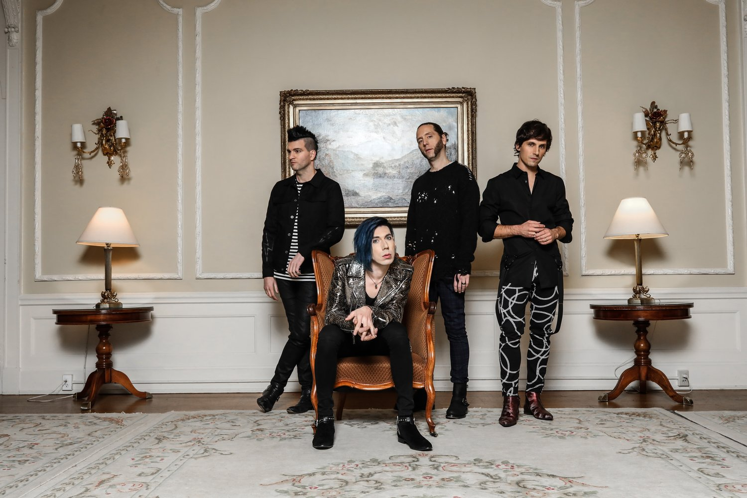 "Marianas Trench brings their ""Suspending Gravity"" tour to the area on Sept. 15."