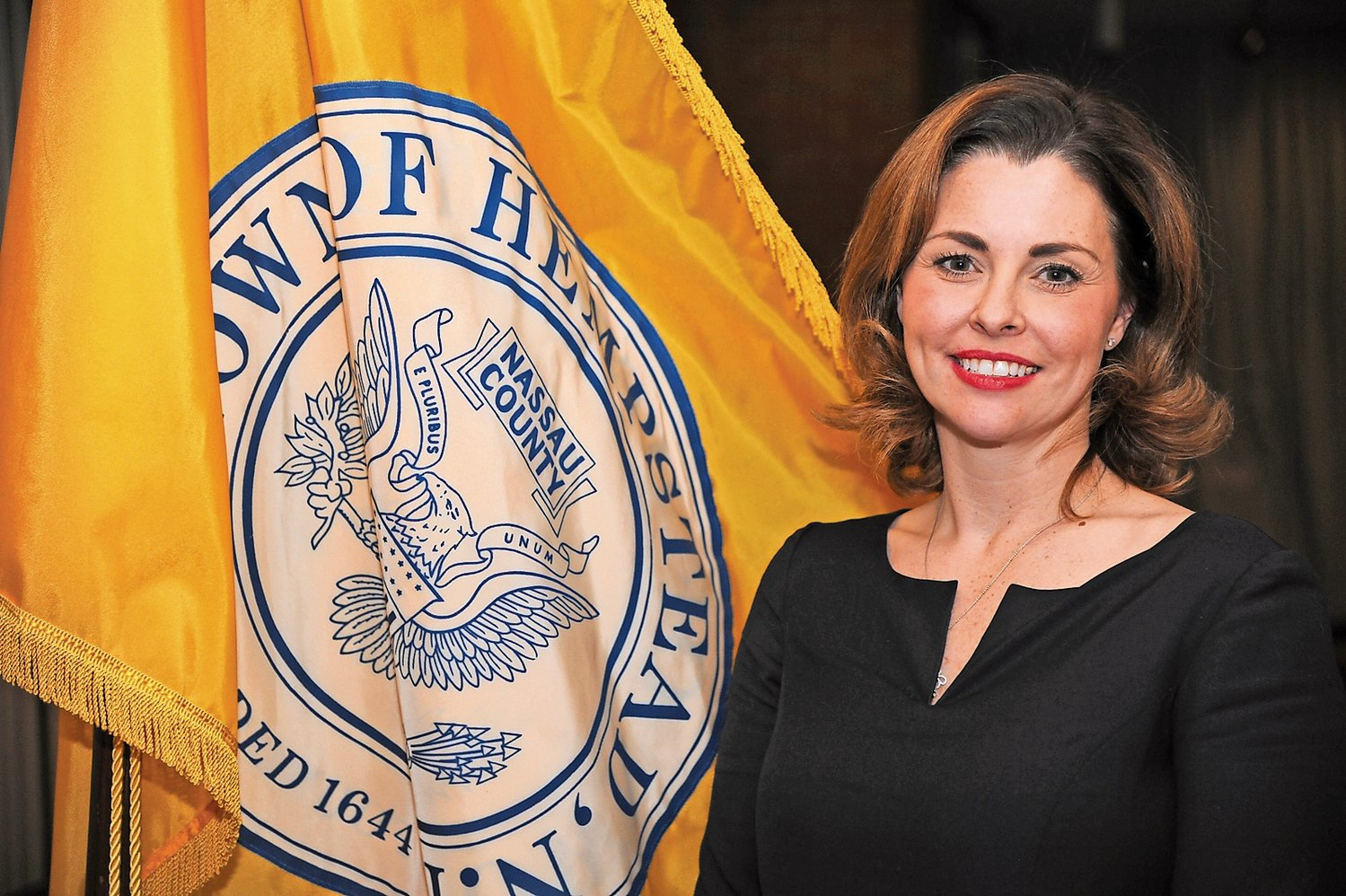 Hempstead Town Councilwoman Erin King Sweeney announced Sept. 12 that she would not seek re-election to the Town Board.