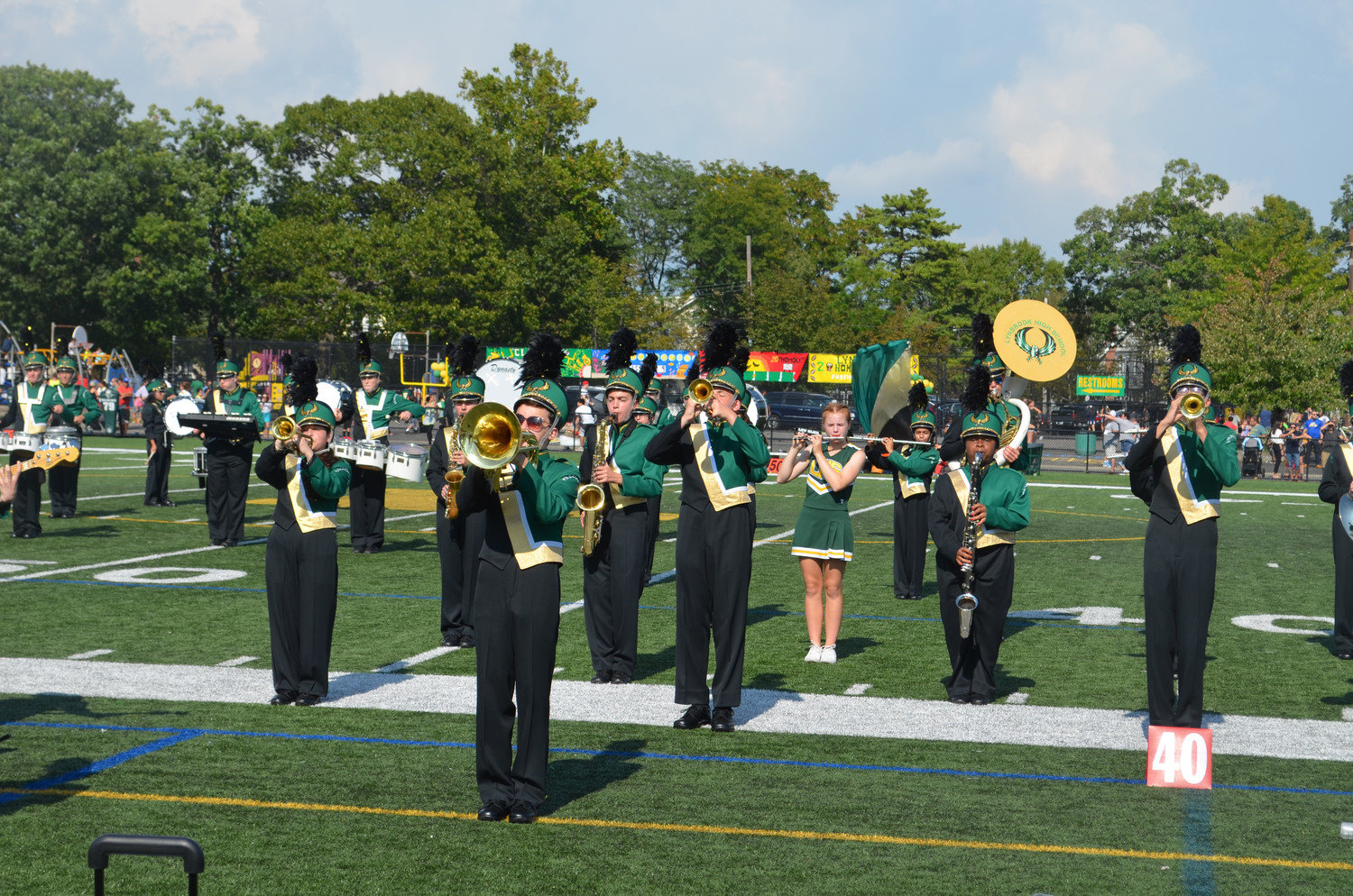 Lynbrook hosts its Homecoming festivities on Sept. 21 with a parade scheduled for 1 p.m. and a game against Floral Park set for 2 p.m.