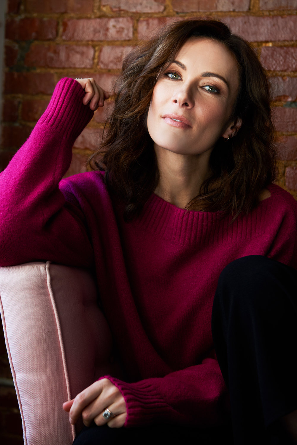 Laura Benanti shares her career highlights in her solo show.