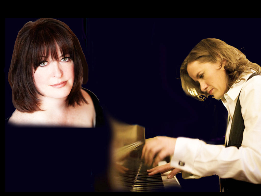 Ann Hampton Callaway and Susan Werner perform together at Landmark on Main Street on Sept. 20.