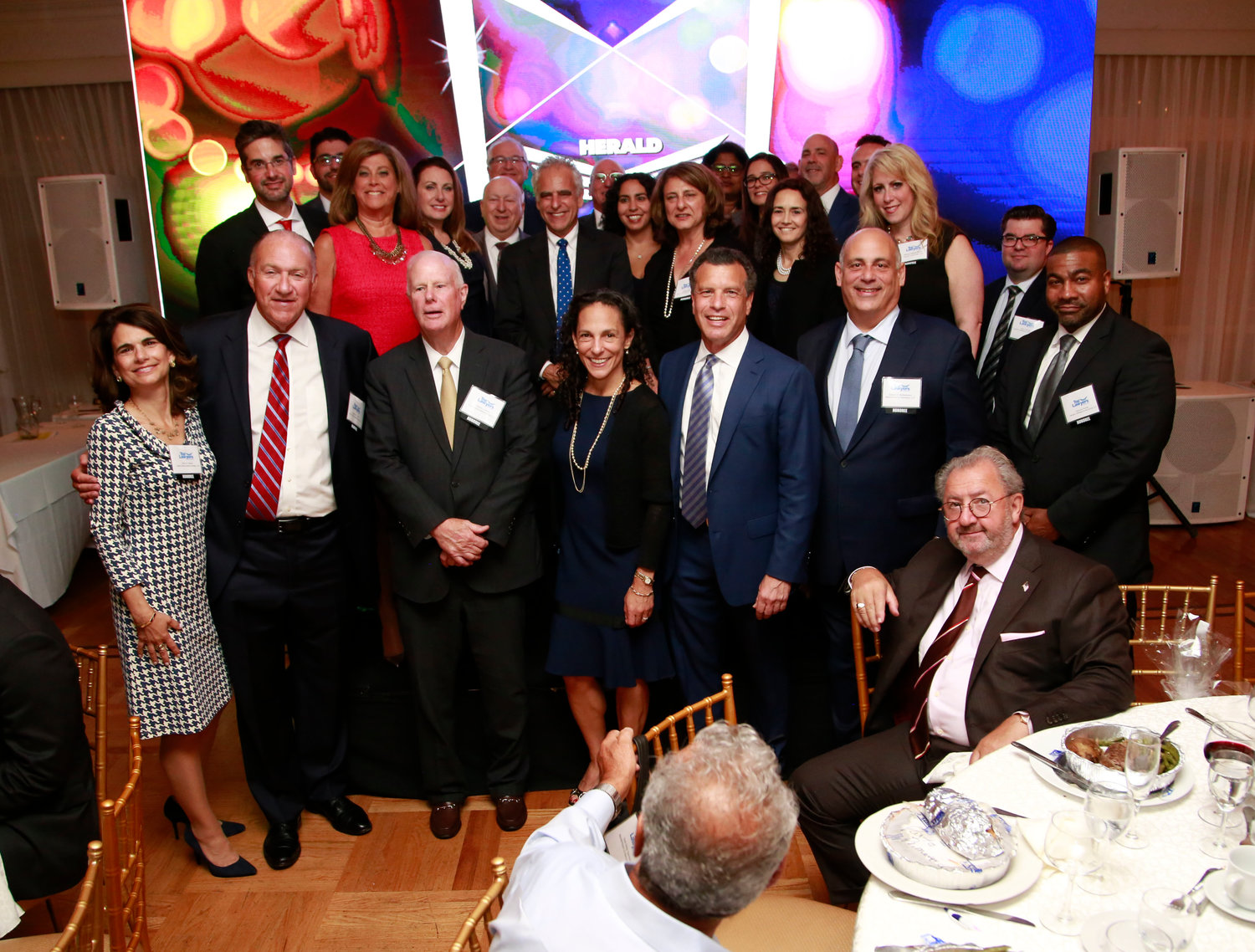 The Top Lawyers of Long Island Awards Gala, hosted by RichnerLIVE and Herald Community Newspapers, recognized nearly 50 of the highest-performing legal professionals at the Carltun in Eisenhower Park on Sept. 25.