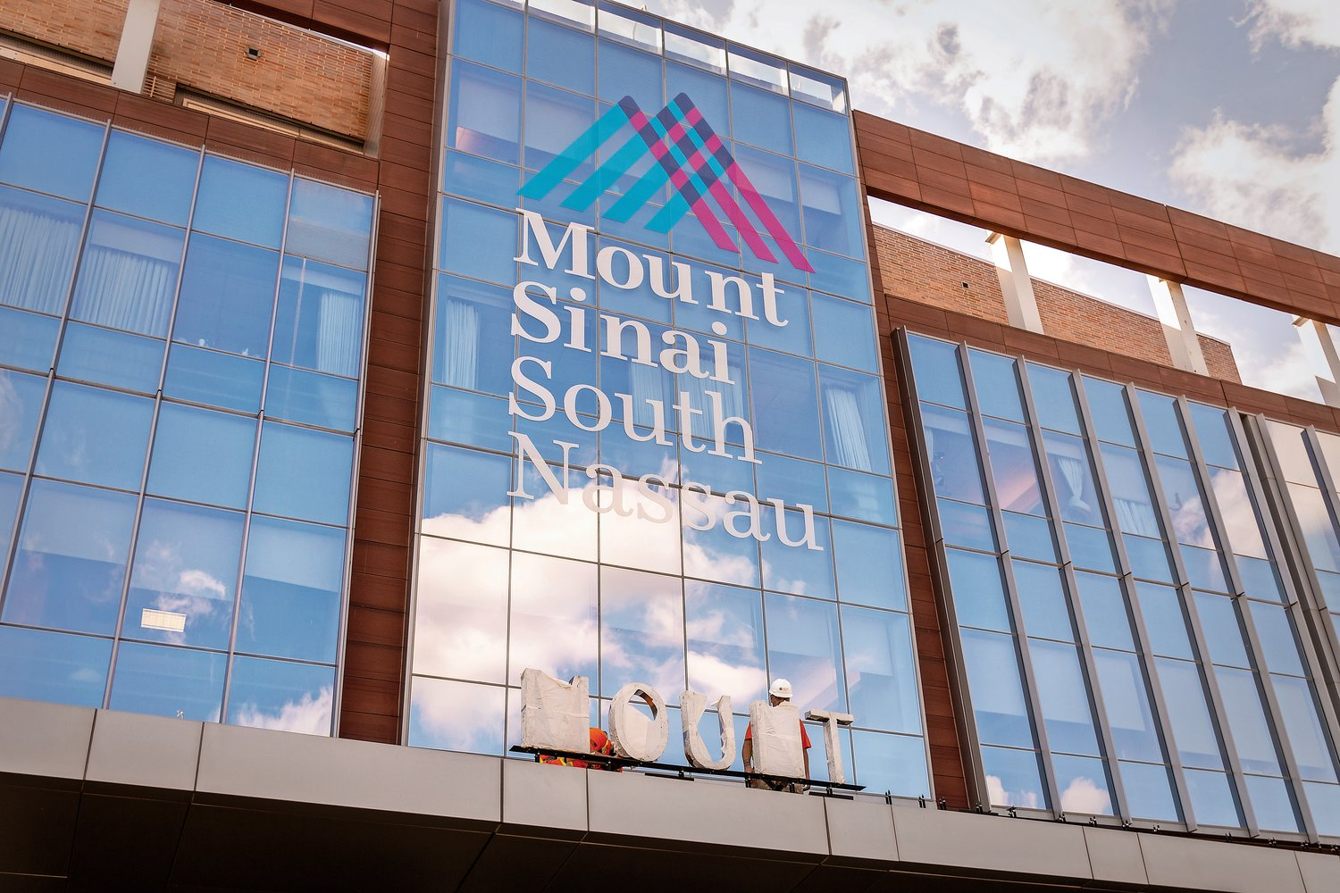 South Nassau Communities Hospital announced on Sept. 26 that it had changed its name to Mount Sinai South Nassau.