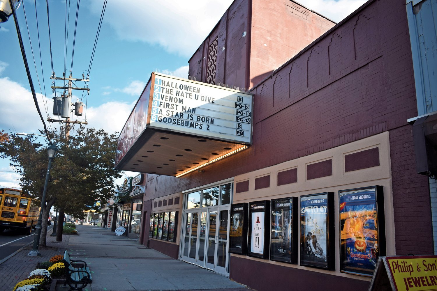 This Franklin Square movie theater, which is among the few Art Deco structures left in the Town of Hempstead, was recently granted historic landmark status by the Town of Hempstead.