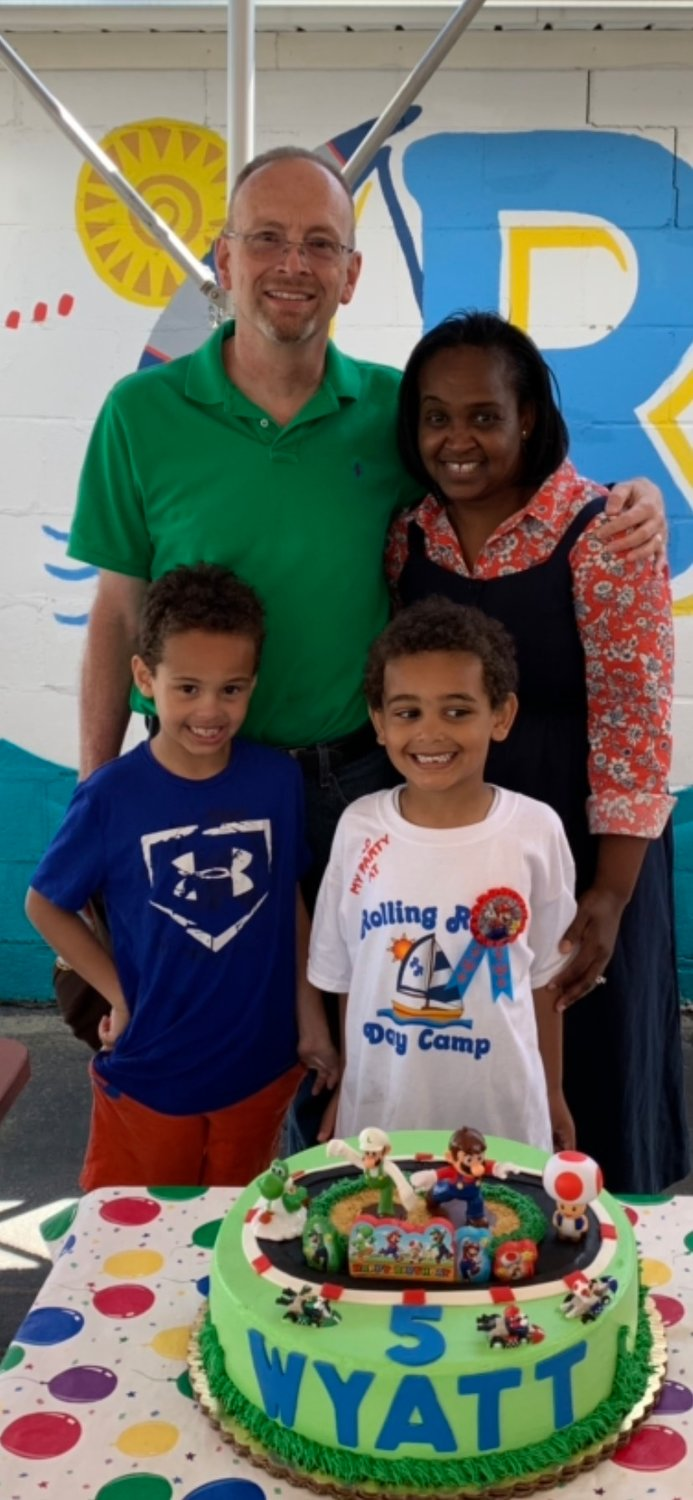 The Dee family, William, Heather, Wyatt and Carter, are grateful to the Covert School community for their support.
