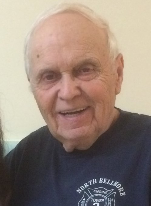 Thomas Pagnotta, an East Meadow resident and dedicated member of the North Bellmore Fire Department, died on Sept. 11, 2019. He was 82.